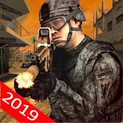 Commando Shooting Blitz is a FPS action shooting