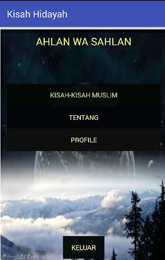 App Kisah Hidayah