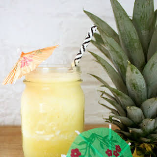 Pineapple Coconut Non Alcoholic Drink Recipes.