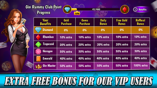 Gin rummy free Online card game painmod.com screenshots 8