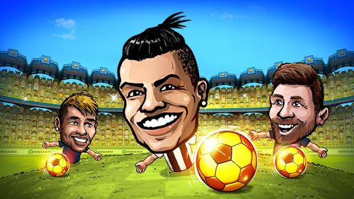 Merge Puppet Soccer: Headball Merger Puppet Soccer screenshots 1