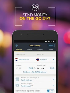 Western Union NL – Send Money Transfers Quickly -Apk  Download For Android 2