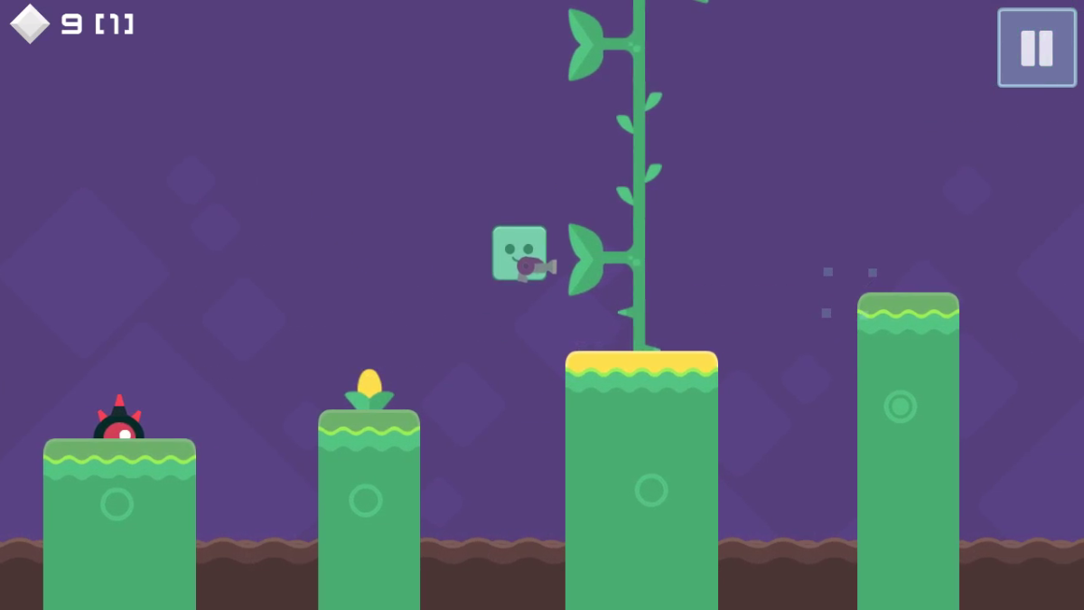 Super Green Boy - 2d platformer- screenshot