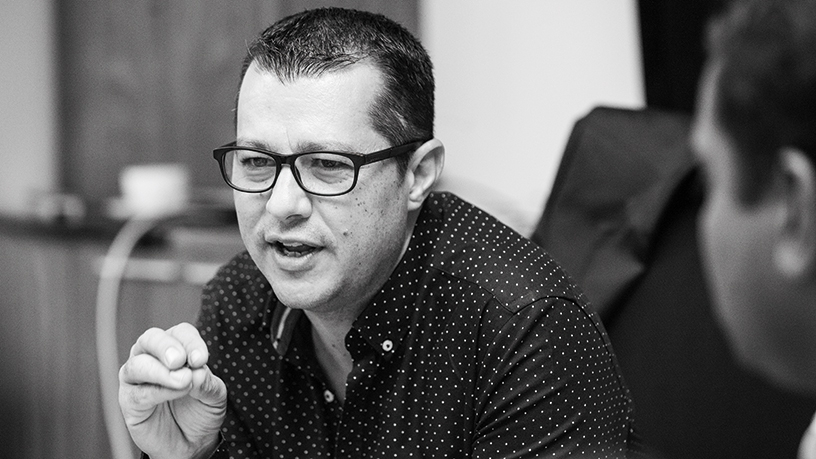 Pieter Engelbrecht, business unit manager, Aruba HPE.