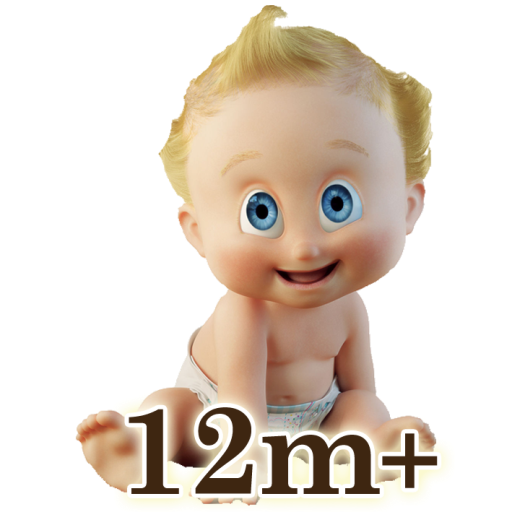 Baby Flashcards: 12+ Months (app)