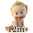 Baby Flashcards: 12+ Months apk