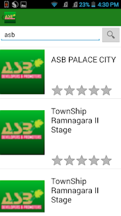 ASB Developers and Promoters- screenshot thumbnail
