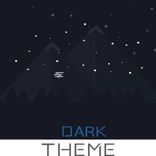 Material UI Dark for Xperia™