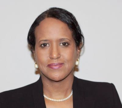 AFC Capital Partners CEO, Ayaan Zeinab Adam (Photo: Business Wire).