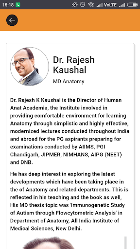 Download Anatomy by Dr  Rajesh Kaushal on PC & Mac with