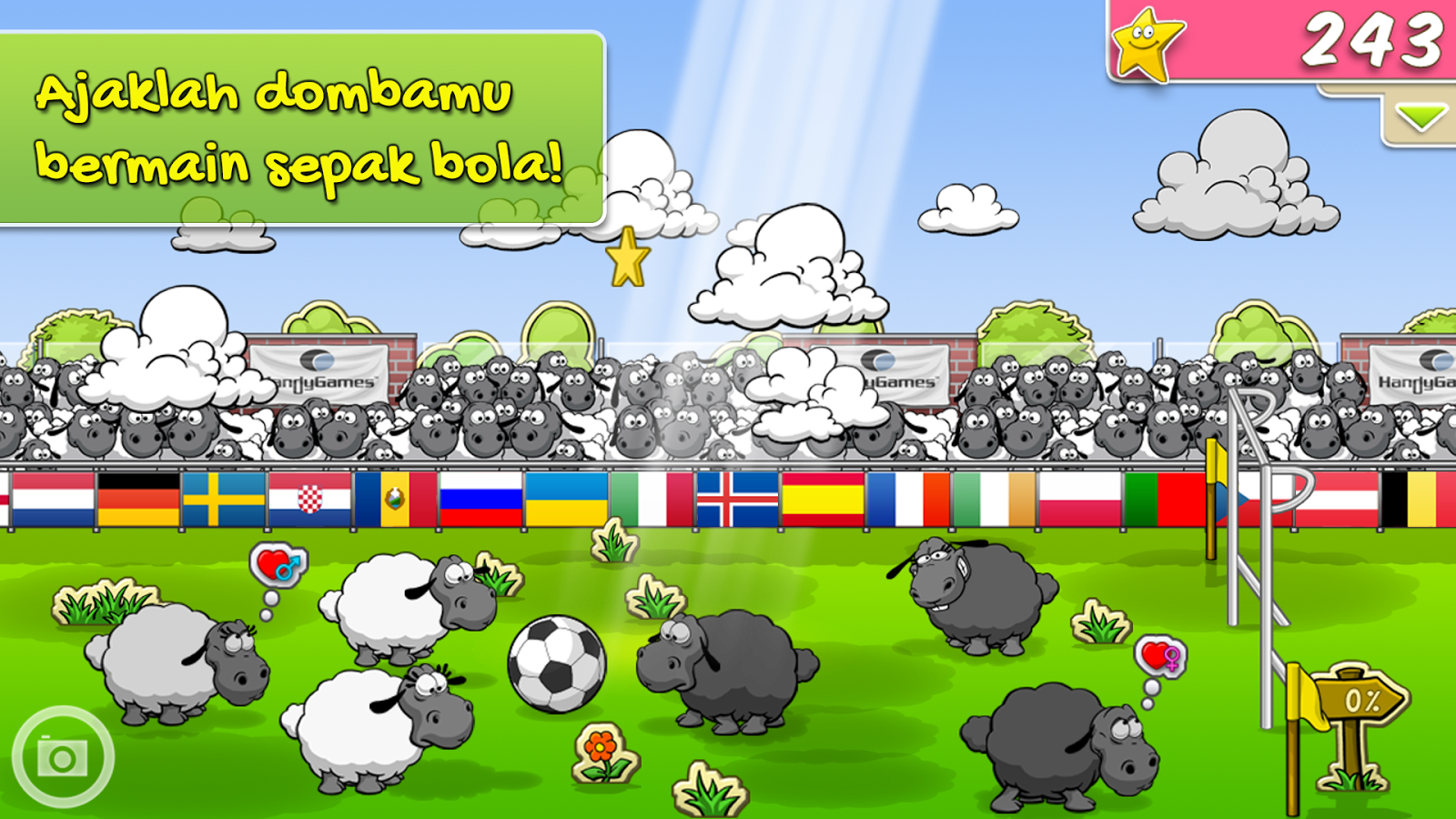 Clouds Sheep Apl Android Di Google Play