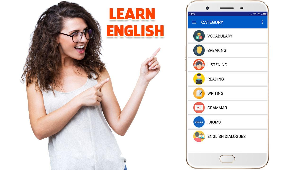 Learn English Speaking with Video Subtitles- screenshot