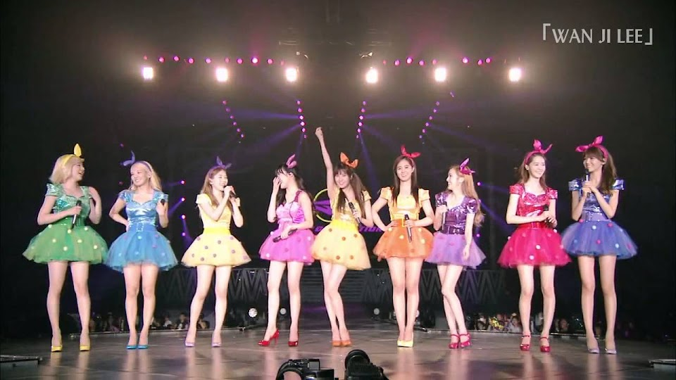 Girls & Peace 2nd Japan Tour