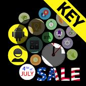 Bubble Cloud Premium Key
