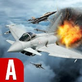 F17 Jet Fighters : Air Combat
