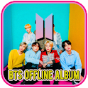 Song BTS Permission To Dance Full Offline icon