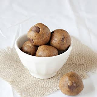Raw Cookie Dough Bites.