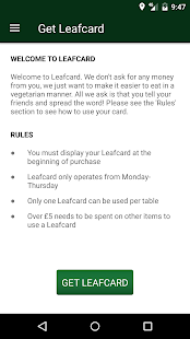 Leafcard- screenshot thumbnail