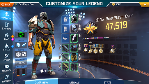 Shadowgun Legends 0.2.1 screenshots 6