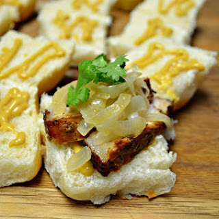 Pork Sliders #GetBackToPork #DeliciousinMinutes #weavemade #ad