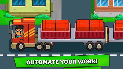 Transport It! - Idle Tycoon 1.3.1 screenshots 16