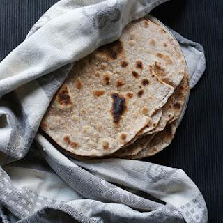 Simple Flour Tortillas - 4 Ingredients.