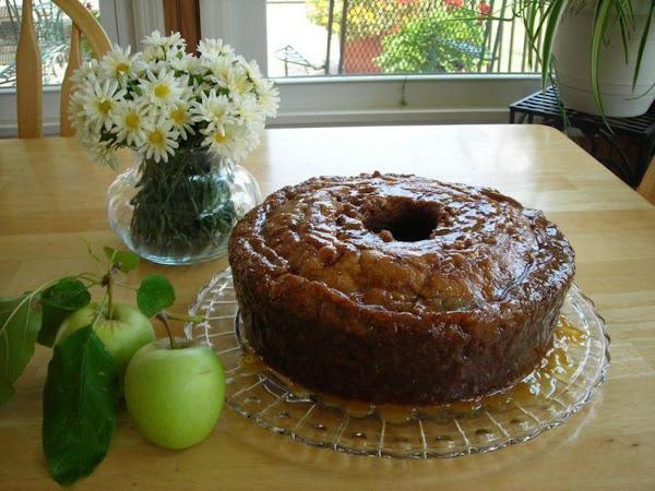 Apple Dapple Cake Recipe