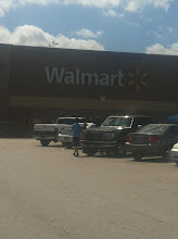 Photo: It was a beautiful Saturday in Houston and my daughter and I decided to head to our favorite store Walmart. I heard that they were offering beauty consultations at this location and was excited to learn more!