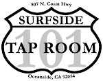 Logo for Surfside Tap Room