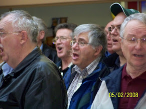 Photo: Massed Sing - County Fair Mall, New Minas 11