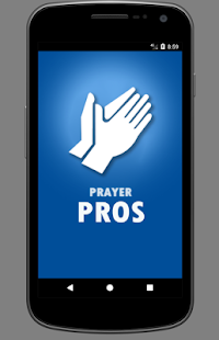 Prayer Pros- screenshot thumbnail