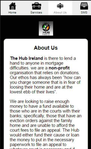 The Hub Ireland- screenshot