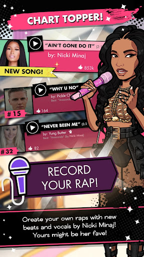 NICKI MINAJ: THE EMPIRE 1.2.0 screenshots 6