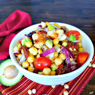 Chickpea Chicken Salad Recipes