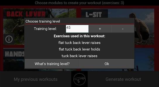 TrainingPal v1.2