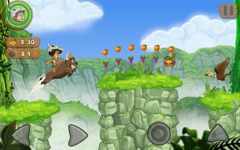 Jungle Adventures 2 Mod Apk Download For Android and Iphone 8