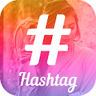 Hashtag : Get Followers with Top Tags icon
