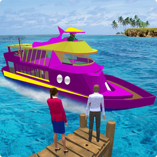 Water Taxi 2: Cruise Ship Transport 3D (game)