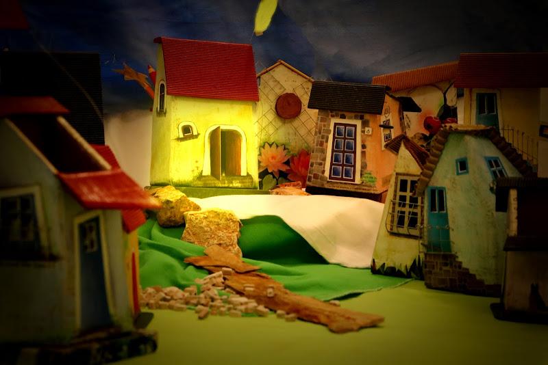 La casa di carta di Robipiro