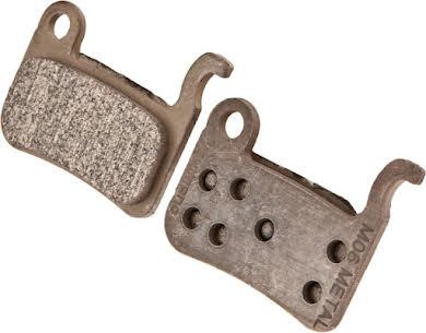 Shimano M06 Metal Disc Brake Pads & Spring alternate image 0