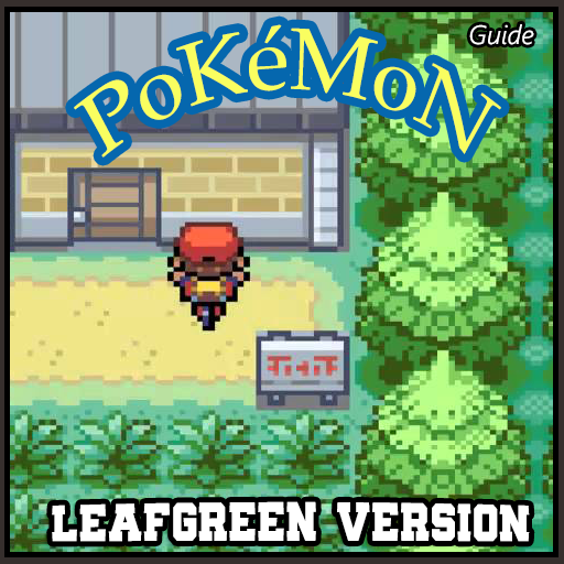 Guide for Pokemon Leafgreen Version