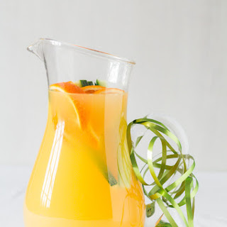 Tropical Ginger Beer Punch