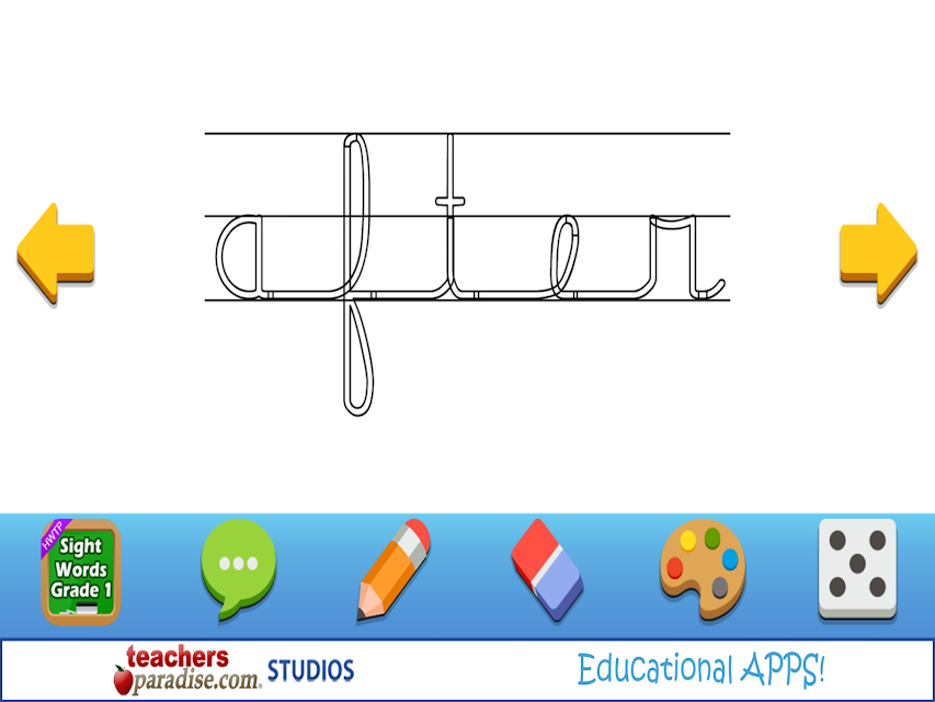 Handwriting 6 APK for Android
