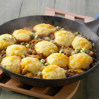Stove-Top Tamale Pie.