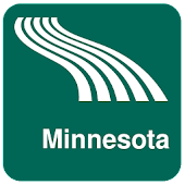 Minnesota Map offline