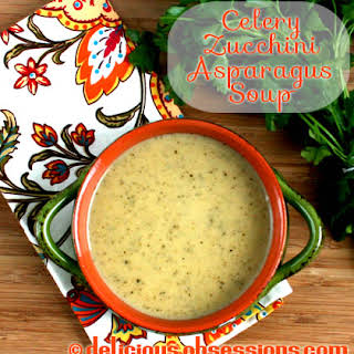 Asparagus Celery Soup Recipes.