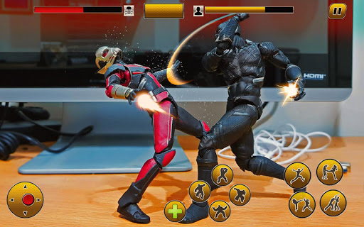 Ant Superhero and the Wasp : Micro Transform Man 1.0.5 {cheat|hack|gameplay|apk mod|resources generator} 4