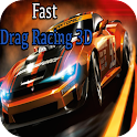 Fast Drag Racing 3D icon