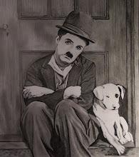 """Photo: Charlot dans """"Une vie de chien"""""""