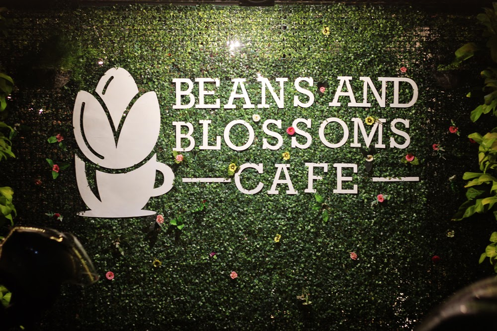 Beans and Blossom Cafe Malolos